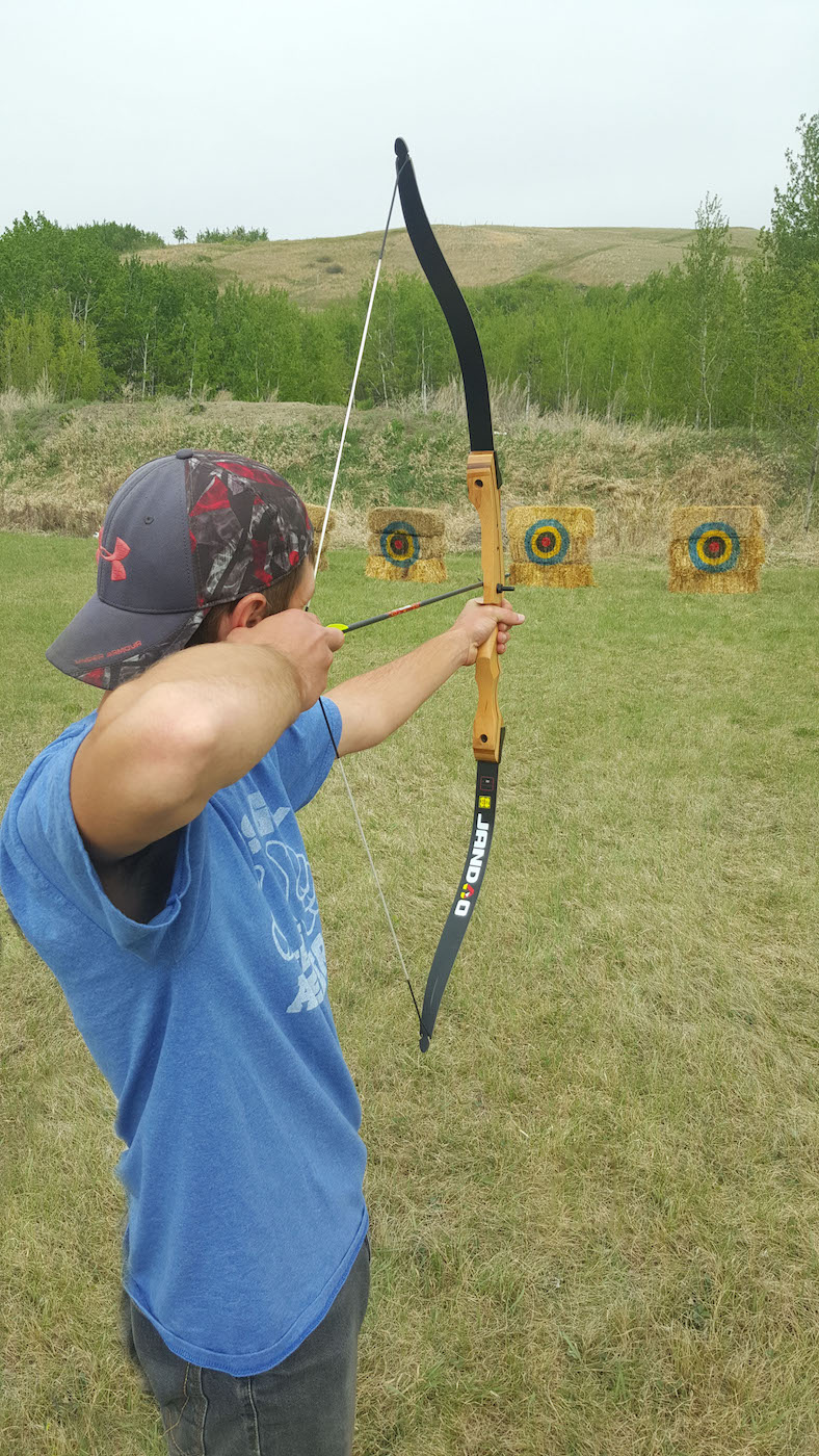 Archery at Blue Mountain