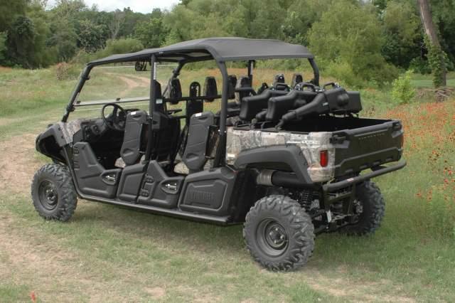 Yamaha Rhino  Seater Cost