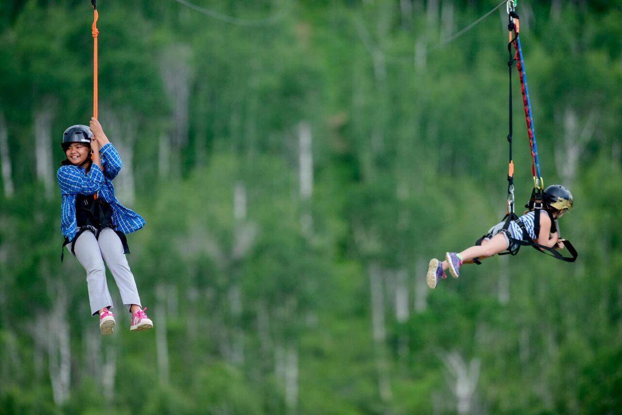 green season adventures blue mountain adventure park